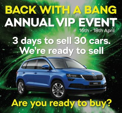 VIP Event This Weekend