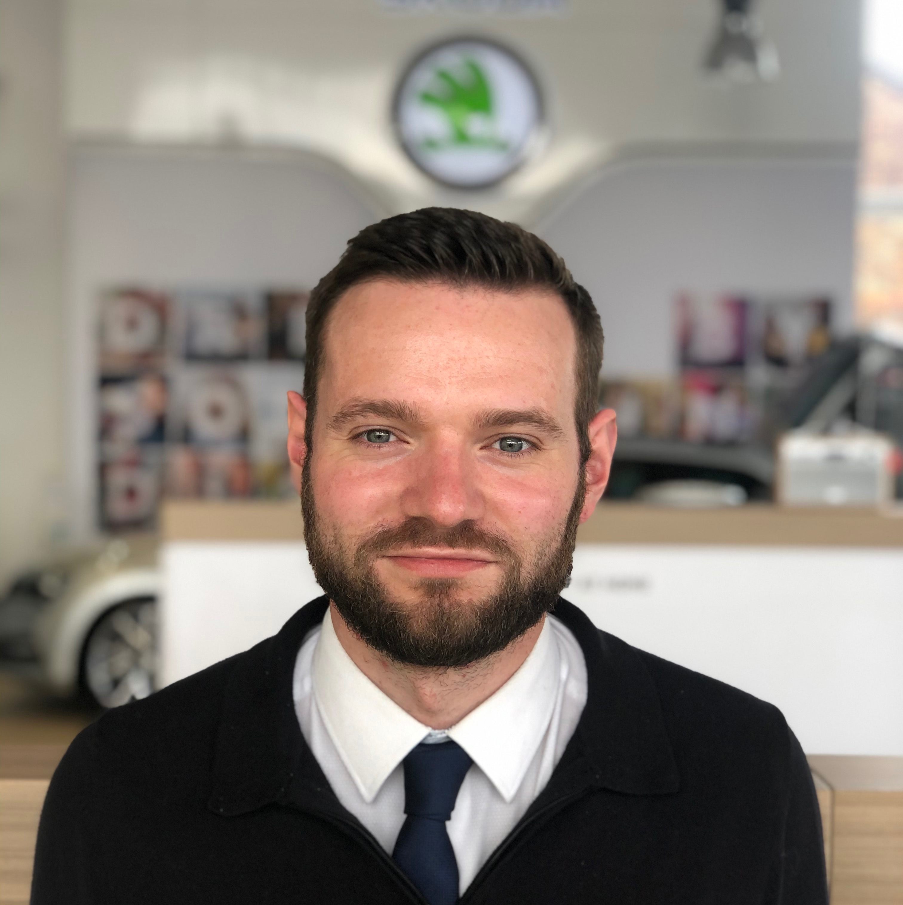 Philip Joins The Sales Team