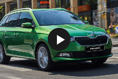 Skoda Fabia Estate - Overview